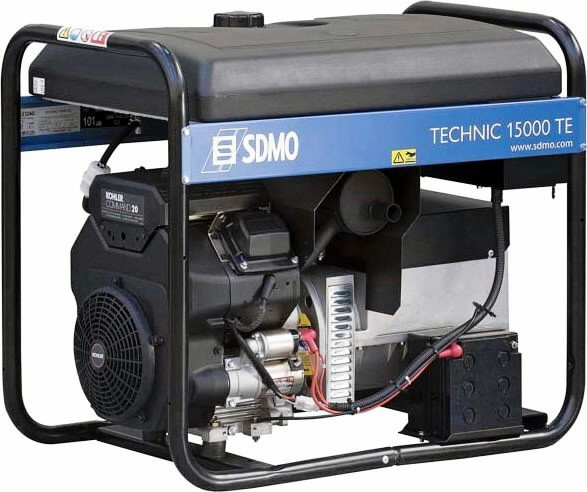 SDMO technic-15000te