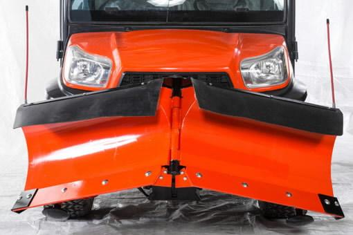 Kubota Plow Parts : Utility vehicle rtv kubota