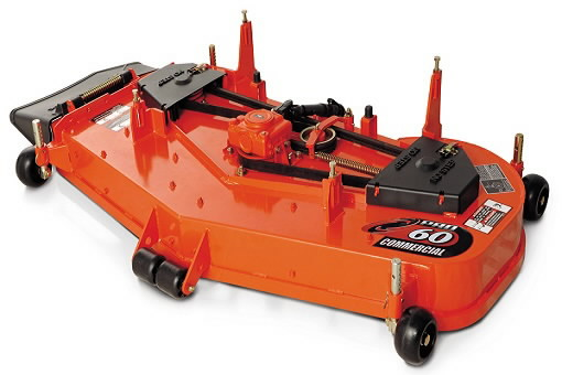 Kubota Mowing Deck Parts : Mower deck in cm side discharge for f series