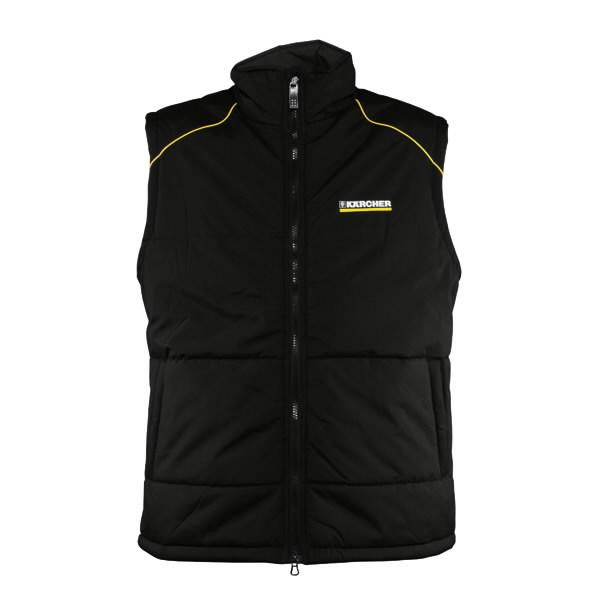 Men's vest size S black, Kärcher