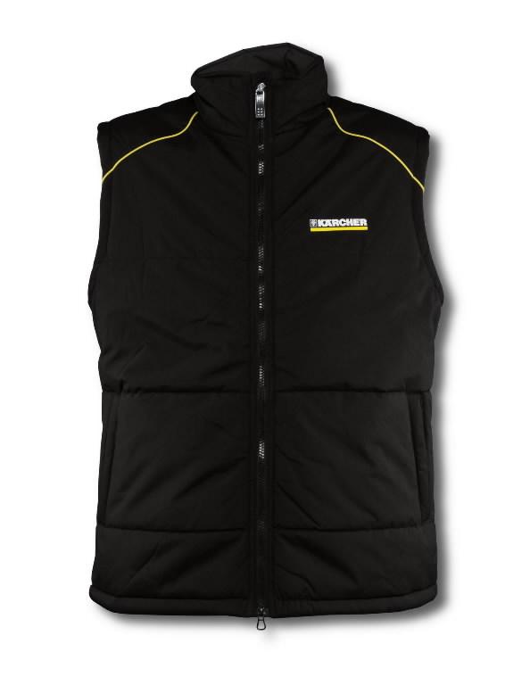 Men's vest size XXL black, Kärcher