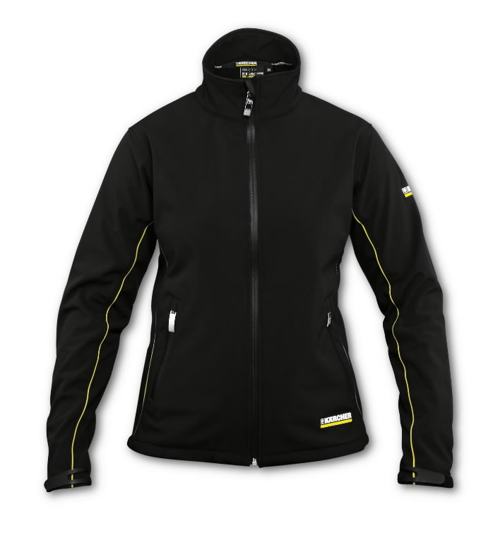 Women's softshell jacket size XS, Kärcher