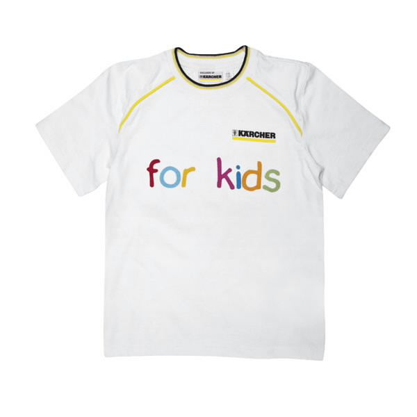 Kid's T-Shirt, Kärcher