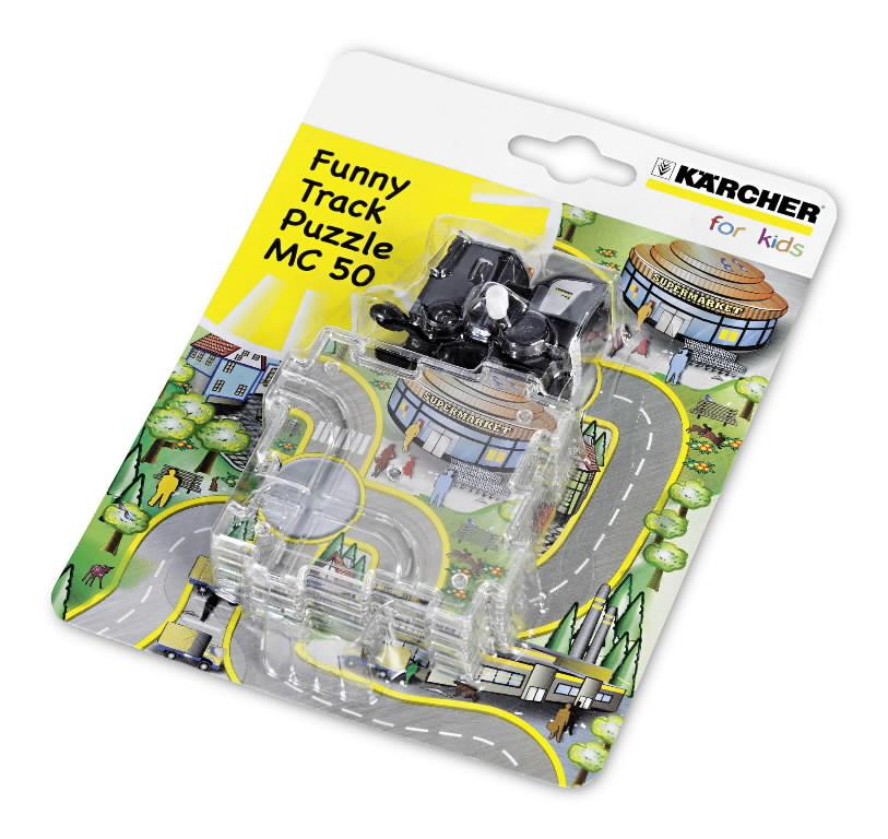 Funny Track Puzzle MC 50 Mini Model, Kärcher
