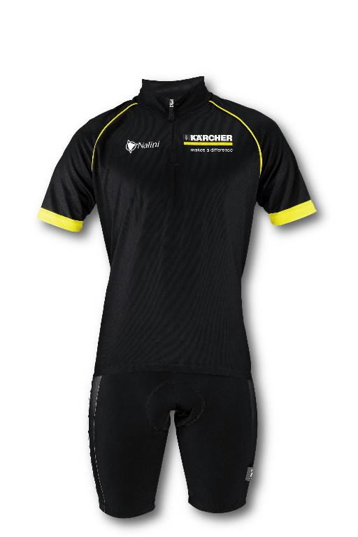 Cycling strap pants size L NALINI, Kärcher