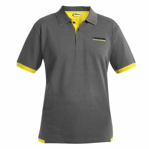 Polo marškinėliai, vyr., Anthracite, XXL, Kärcher