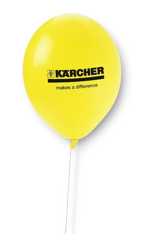 Õhupallid 250 tki, Kärcher