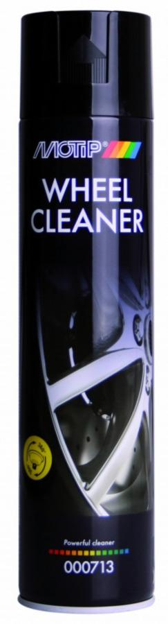 Ratlankių valiklis WHEEL CLEANER 600ml, BL aerozolis, Motip