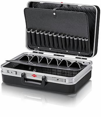 tööriistakohver tühi al.raamiga, Knipex