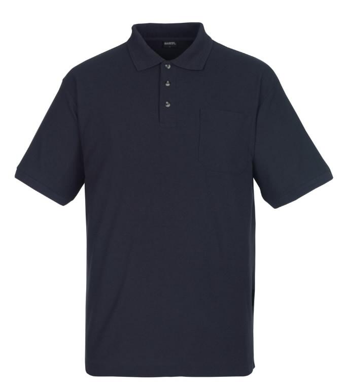 Polo marškinėliai Borneo, mėlyna, L, Mascot