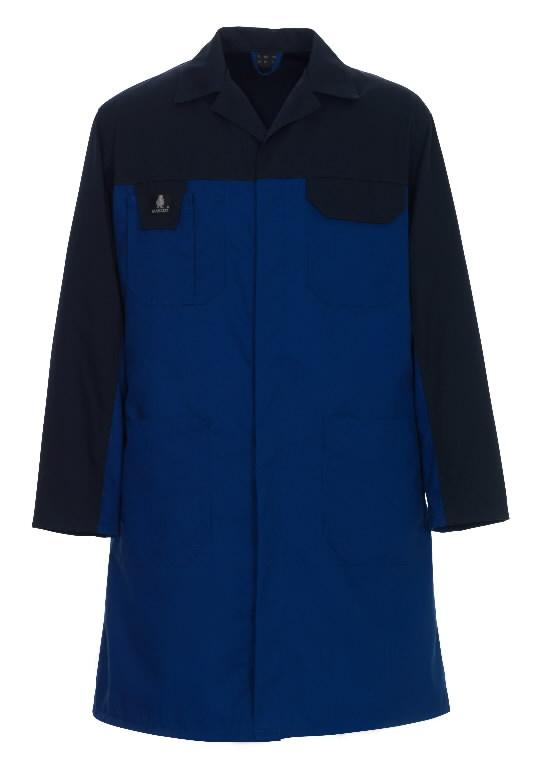 Parma darbinis apsiaustas  t.mėlyna/mėlyna, Mascot