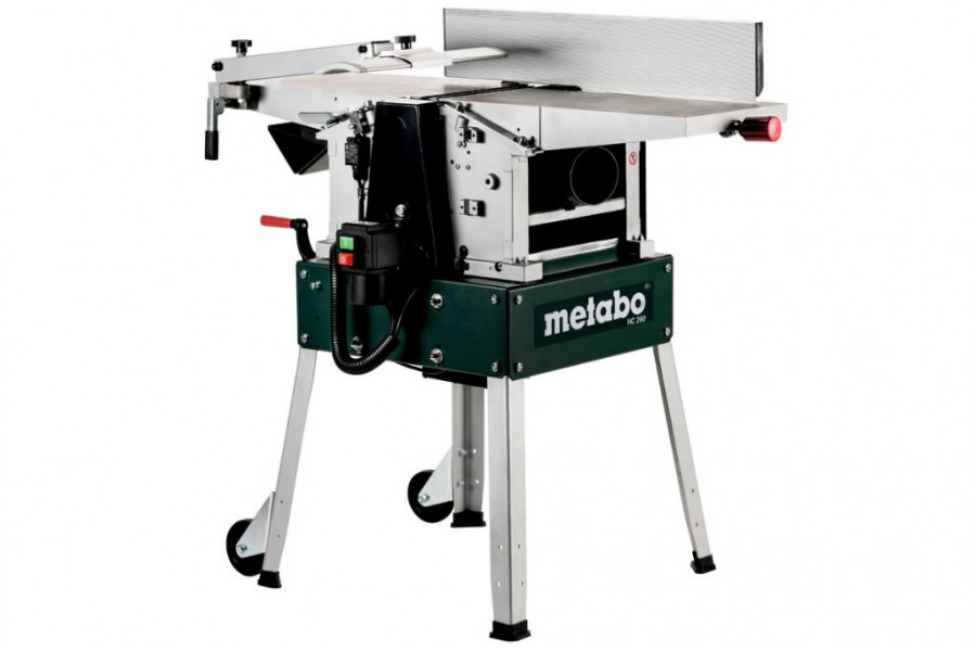 Staklės reismusinės obliavimo HC 260 C/2,80 DNB 400/3/50, METABO