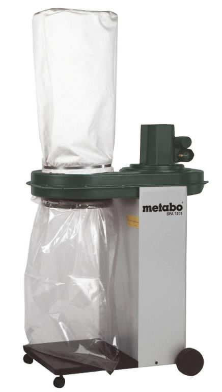Puruimeja SPA 1702 W, 230 V, Metabo