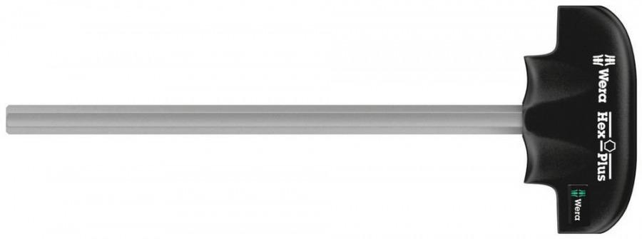 Atsuktuvas HEX2,5x100 454, T-formos, Wera