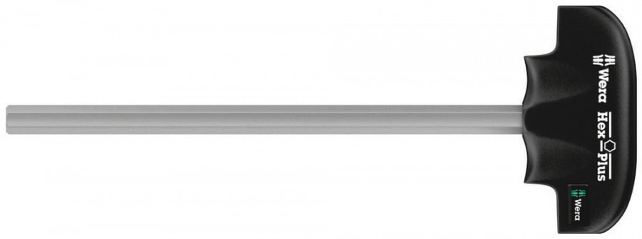 Atsuktuvas HEX3x100 454, T-formos, Wera