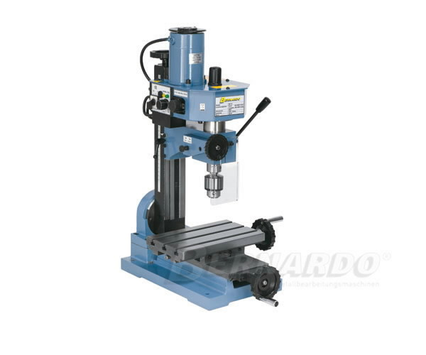 Drilling- and milling machine KF 10, Bernardo