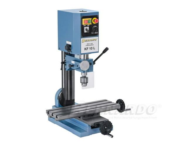 Drilling- and milling machine KF 10 L, Bernardo