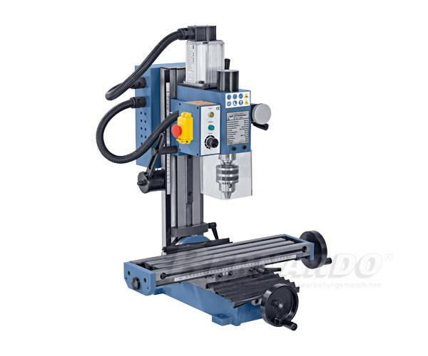 Drilling- and milling machine KF 20 L Super, Bernardo