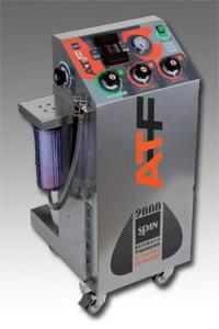 Automatinių pavarų dėžių skyčio keitimo prietaisas ATF 2000 ATF 2000, Spin