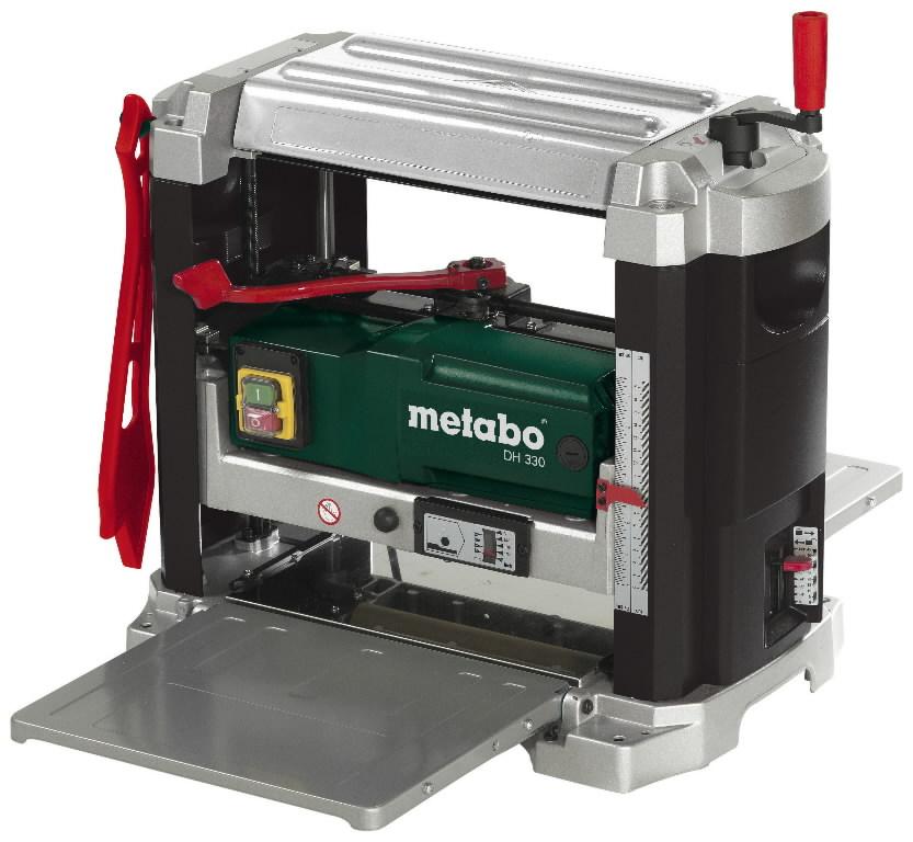 Reismusas DH 330, Metabo