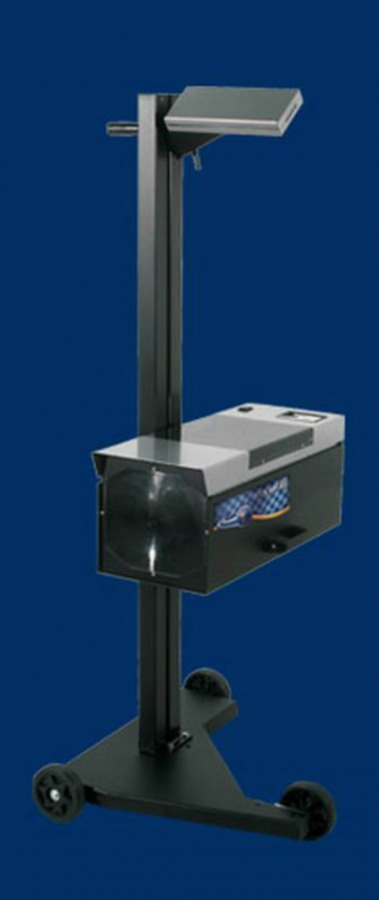 Žibintų reguliavimo stendas DRACO  2000/D/L1, TECNOCOLOR