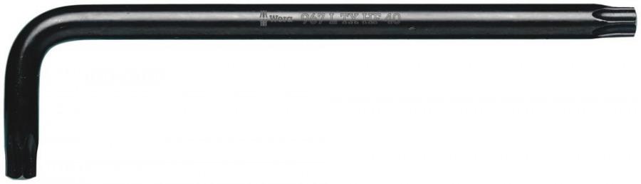 L-raktas 967 L TORX® HF TX 30x122, Wera