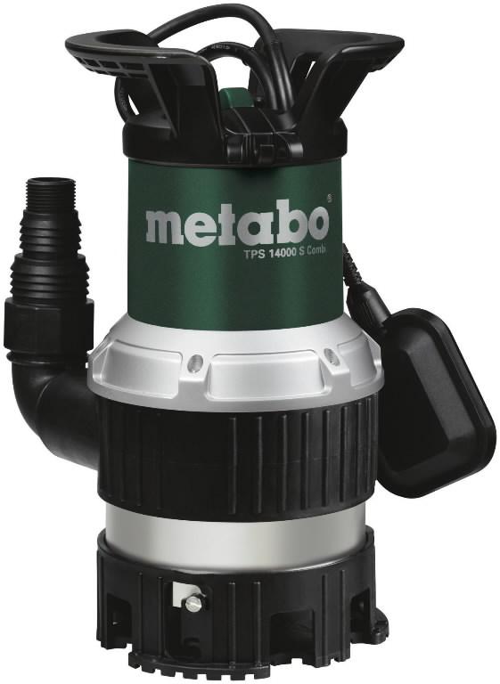 Tühjenduspump TPS 14000 S Combi, Metabo
