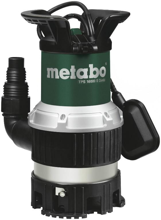 Tühjenduspump TPS 16000 S Combi, Metabo