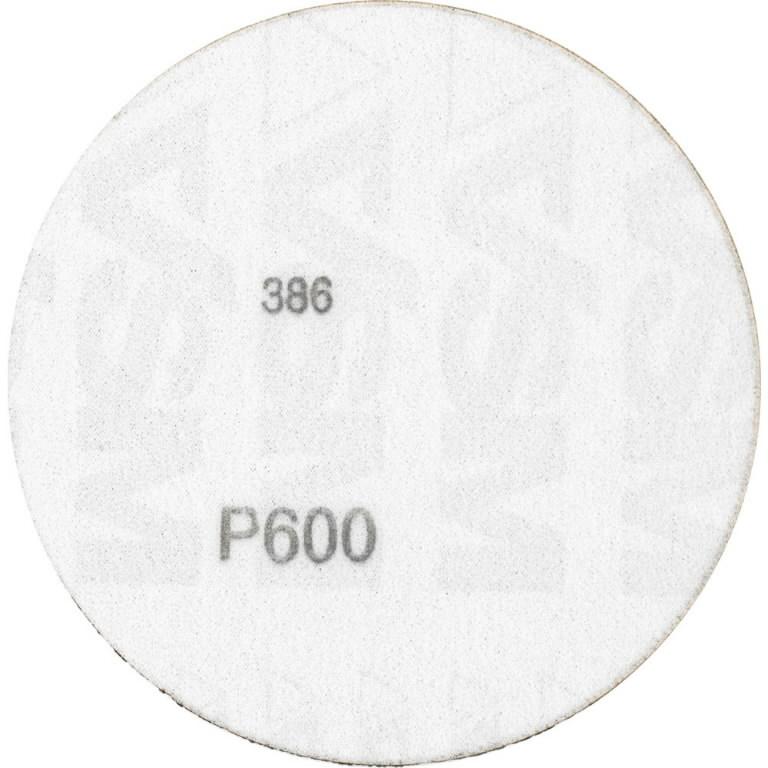 Šlifavimo diskas 125mm A600 CK KR Hookit (Velcro), Pferd
