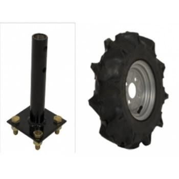 Guminių ratų rinkinys su balastais TB/TR 50 kultivatoriams, Triunfo