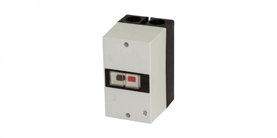 ventilaatori lüliti 1,6-2,5A MPS 380-415A/3f/50Hz SF2400/FUA, Plymovent