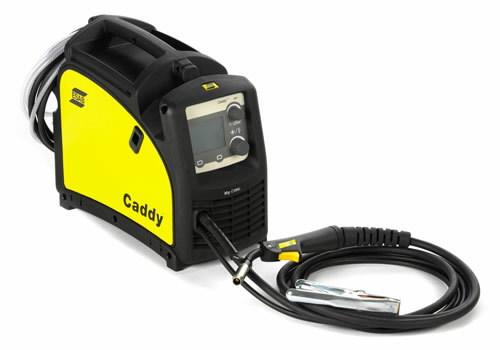 Suvirinimo pusautomatis Caddy Mig C200i, ESAB