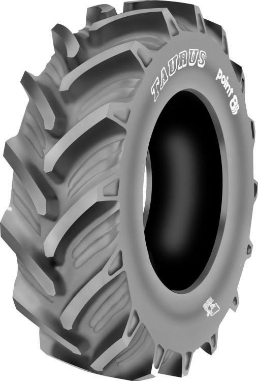 Riepa  POINT8 12.4R24 (320/85R24) 119A8/116B, TAURUS