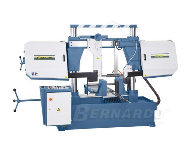 Metalo pjovimo staklės MSB 560 V, Bernardo