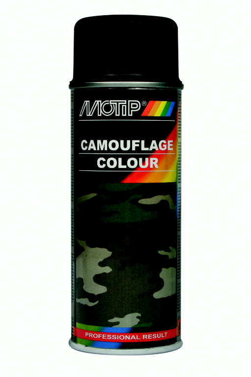 Maskeerimisvärv CAMOUFLAGE RAL 8027 400ml aerosool, MOTIP