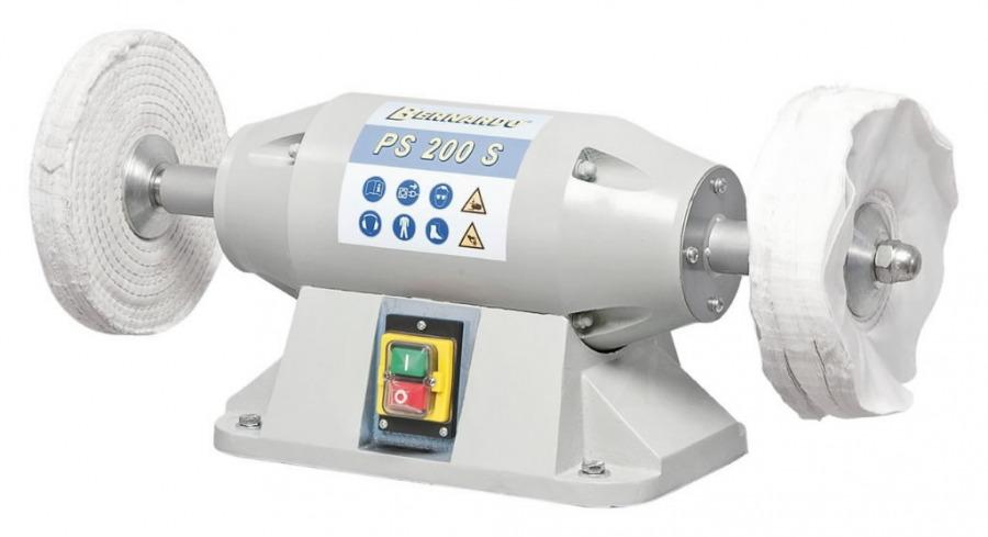 Poliravimo mašina PS 200 S 400V, Bernardo