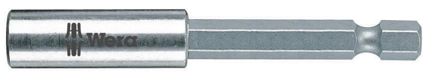 otsakupadrun 1/4''x75mm 899/4/1 magnetiga, Wera