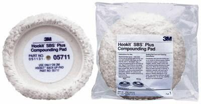 Lėkštutė Superbuff 228 mm  Hookit 05711, 3M