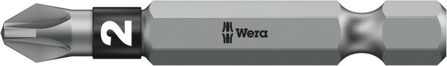 otsak PZ2/50 855/4BTZ metallile, Wera