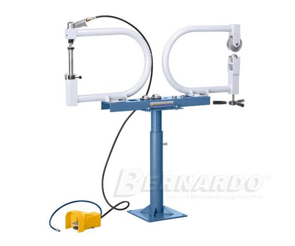 Kombineeritud plekitöötluspink KGR 500, Bernardo