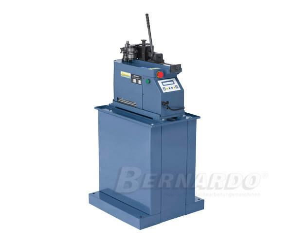 Electric tube bending machine BM 60 A, Bernardo