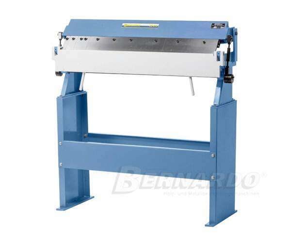 Manual folding machine with segmented upper beam SB 915, Bernardo