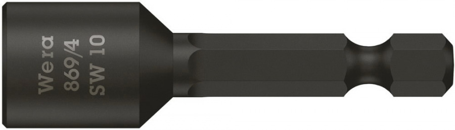 padrunotsak katusele 8mm 869/4 50mm, Wera