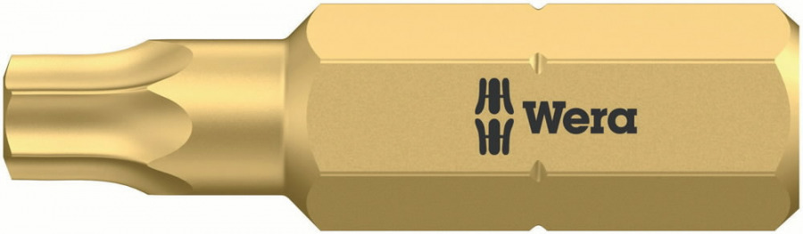 otsak TX8/25 867/1Z TORX HF, Wera