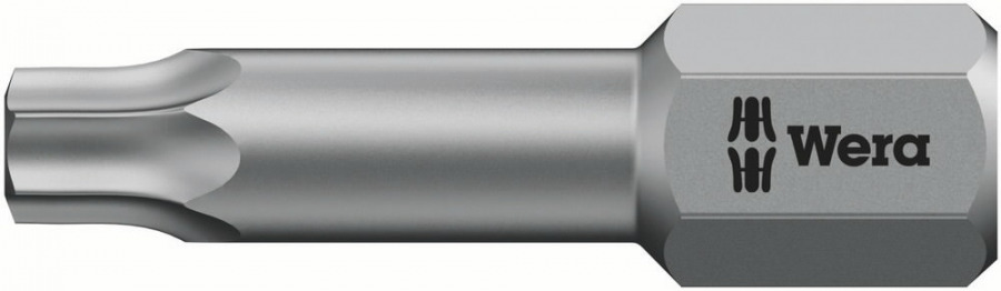 otsak TX27/25 867/1TZ metallile, Wera