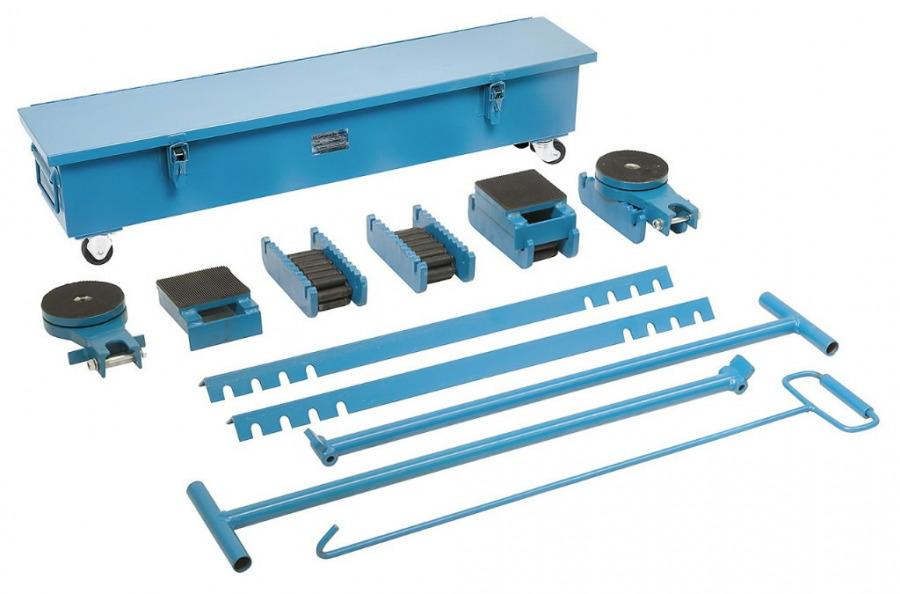 Krovinių kėlimo  ir tvirtinimo įranga SK 30, Bernardo