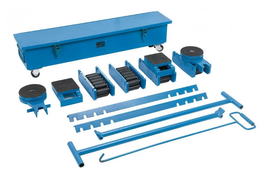 Krovinių kėlimo  ir tvirtinimo įranga SK 60, Bernardo