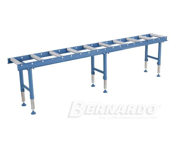 Stalas su ritinėliais RB 10 - 3000, Bernardo