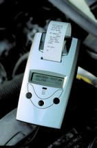 aku ja generaatori tester,6/12V,  printeriga DBP 03P, LEITENBERG