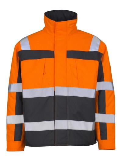 Tööjope talvine Timon kõrgnähtav EN471 oranž/hall L, Mascot